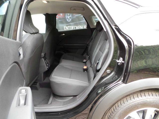 Renault Captur TCe 130 Experience Deluxe-Paket, Navi, PDC hinten, Sitzheizung