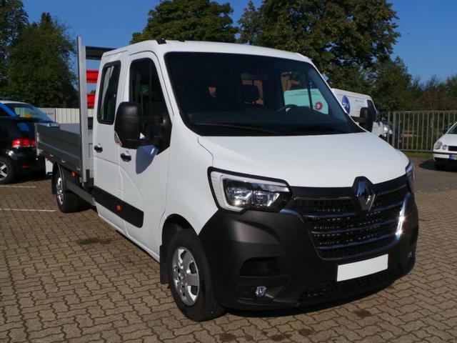 Renault Master - Doka Pritsche L3 Klima