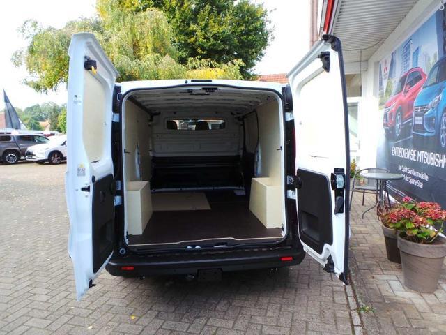 Renault Trafic Kastenwagen lang Kasten L2H1 dci 145 EDC Klima, AHK, PDC Rückfahrkamera