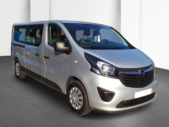 Gebrauchtfahrzeug Opel Vivaro - 1.6 BiTurbo 2.9t L2H1 9-Sitzer, Klima v h , PDC, Tempomat