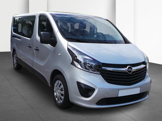 Gebrauchtfahrzeug Opel Vivaro - 1.6 BiTurbo 2.9t L2H1 9-Sitzer, Klima v h, PDC, Tempomat