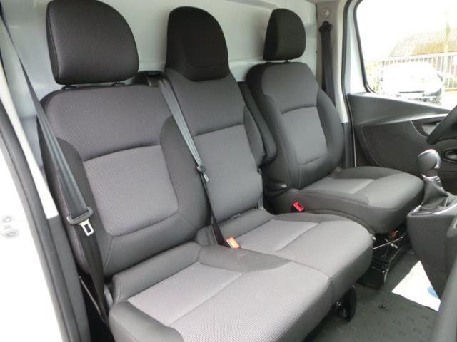 Renault Trafic Kastenwagen 2,0 dCi 145 EDC L1H1 3,0t Komfort Laderaumschutzpaket