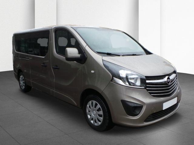 Gebrauchtfahrzeug Opel Vivaro - 9-Sitzer 2xKlima EDITION L2H1