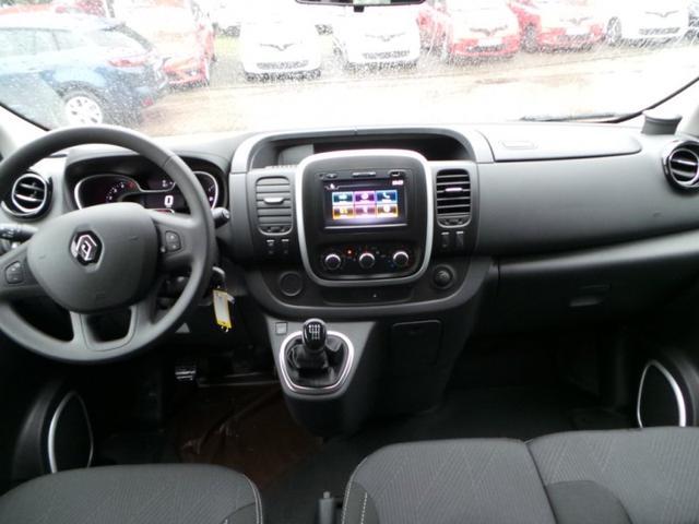 Renault Trafic dCi 120 Life 9-Sitzer ENERGY