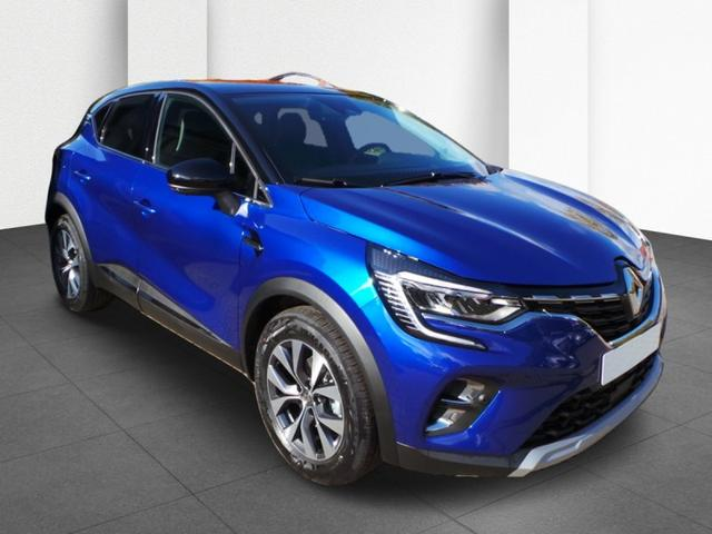 Renault Captur - TCe 100 Intens Navi PDC vorne+hinten