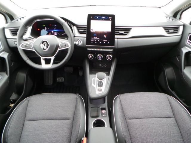 Renault Captur TCe 130 EDC Intens City-Komfort-Paket