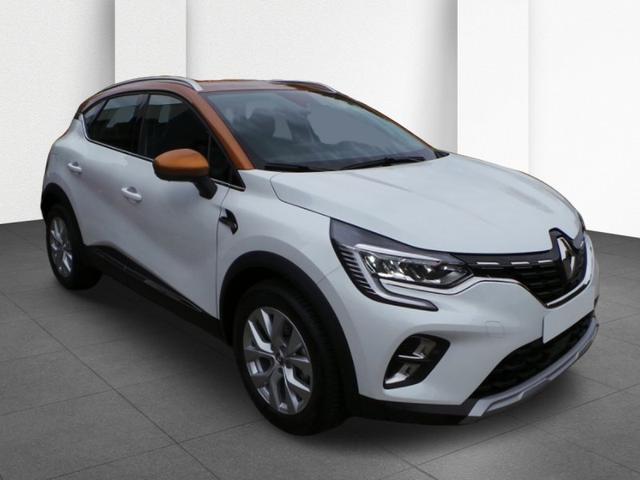 Gebrauchtfahrzeug Renault Captur - TCe 130 EDC Intens Allwettereifen SHZ