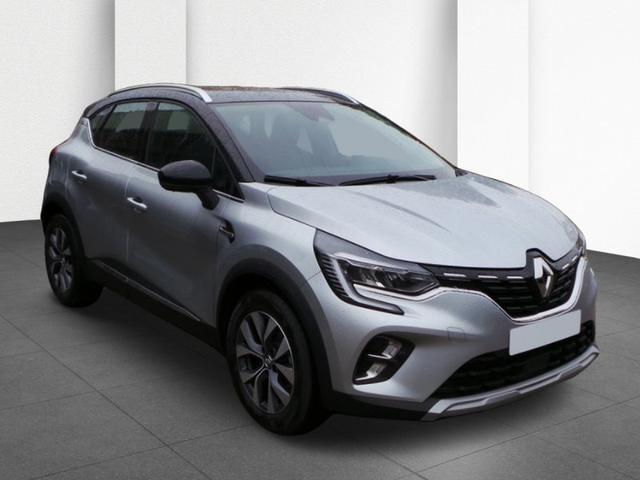 Renault Captur TCe 130 Intens Lenkradheizung