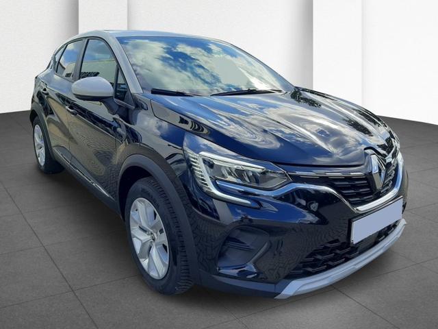 Renault Captur - TCe 100 Experience Klimaauto Navi PDC hinten