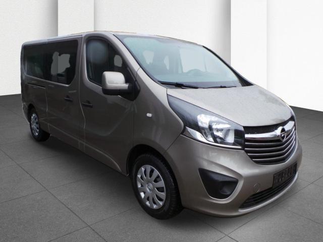 Gebrauchtfahrzeug Opel Vivaro - 9-Sitzer EDITION L2H1 PDC Klima