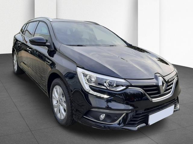 Gebrauchtfahrzeug Renault Mégane Grandtour - Megane TCe 140 Limited SHZ Klimaauto Navi