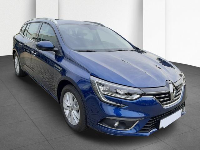Gebrauchtfahrzeug Renault Mégane Grandtour - Megane TCe 140 EDC Intens SHZ Klimaauto
