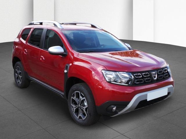 Gebrauchtfahrzeug Dacia Duster - TCe 100 LPG Prestige Klimaauto Navi