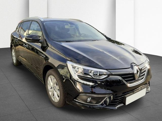Gebrauchtfahrzeug Renault Mégane Grandtour - Megane TCe 140 Limited DeLuxe SHZ Klimaauto Navi
