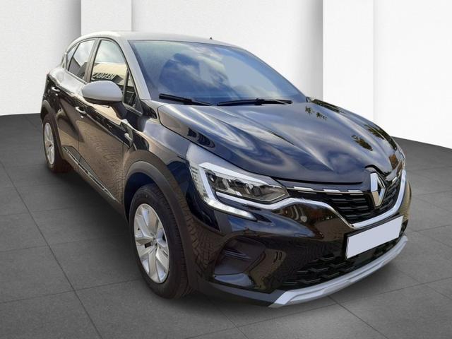 Renault Captur - TCe 130 EDC Experience Deluxe-Paket, Navi, Sitzheizung