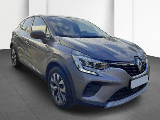 Gebrauchtfahrzeug Renault Captur - TCe 130 Experience SHZ Navi Klimaauto