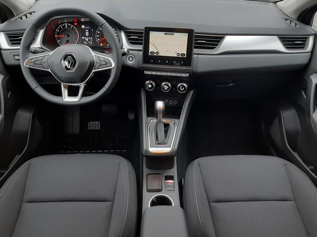 Renault Captur TCe 130 EDC Expe Sitzhzg. Navi Klimaauto