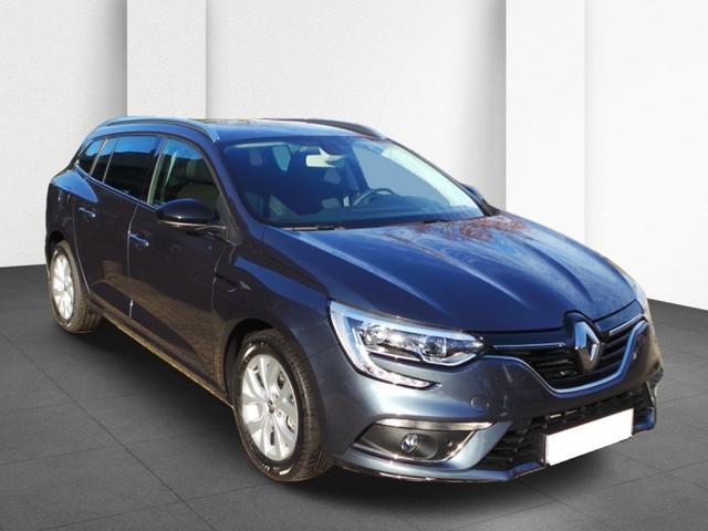 Gebrauchtfahrzeug Renault Mégane Grandtour - Megane TCe 140 Limited Navi SHZ Klimaauto