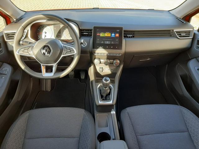 Renault Clio TCe 100 Experience GJR SHZ Klima