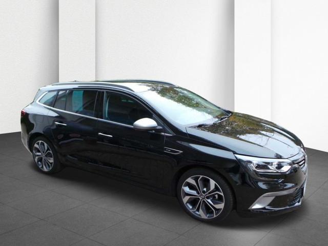 Renault Mégane Grandtour - Megane 140 TCe EDC GT-Line Navi, 360° Kamera, 2-Zonen Klima, 18 LM-Felgen