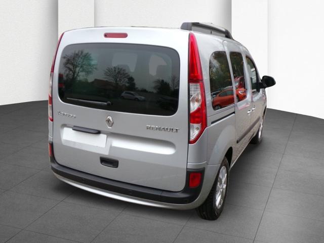Renault Kangoo Blue dci 95 Limited Deluxe-Paket