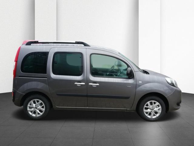 Renault Kangoo - Blue dci 95 Limite Deluxe-Paket