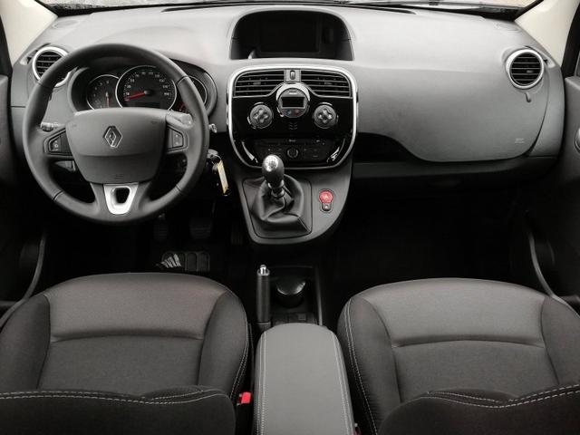 Renault Kangoo Blue dci 95 Limited R-Link