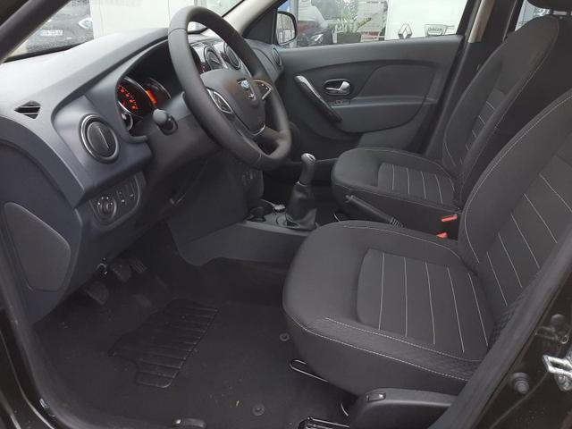 Dacia Sandero TCe 100 Streetway Klima Navi SHZ Rückfahrkamera