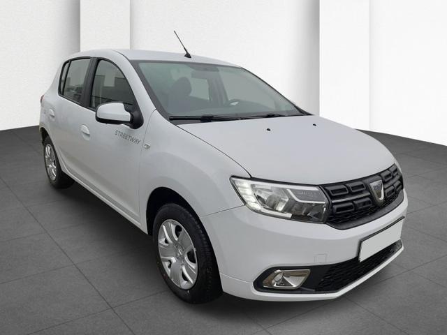 Lagerfahrzeug Dacia Sandero - TCe 100 Streetway Klima Navi SHZ Rückfahrkamera