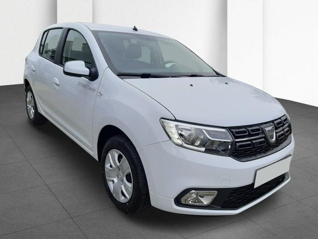 Gebrauchtfahrzeug Dacia Sandero - TCe 100 Streetway Klima Navi SHZ Rückfahrkamera