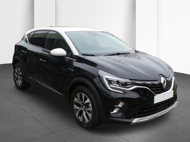 Gebrauchtfahrzeug Renault Captur - TCe 130 EDC Intens PDC SHZ