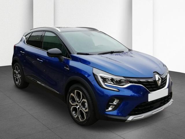 Gebrauchtfahrzeug Renault Captur - TCe 100 LPG Intens Navi PDC SHZ