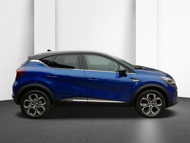 Renault Captur - TCe 100 LPG Intens Navi PDC SHZ