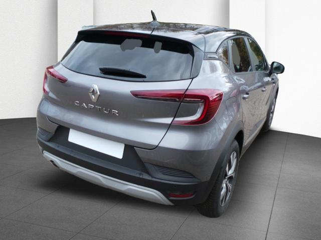 Renault Captur TCe 130 Experience Deluxe Sitzheizung