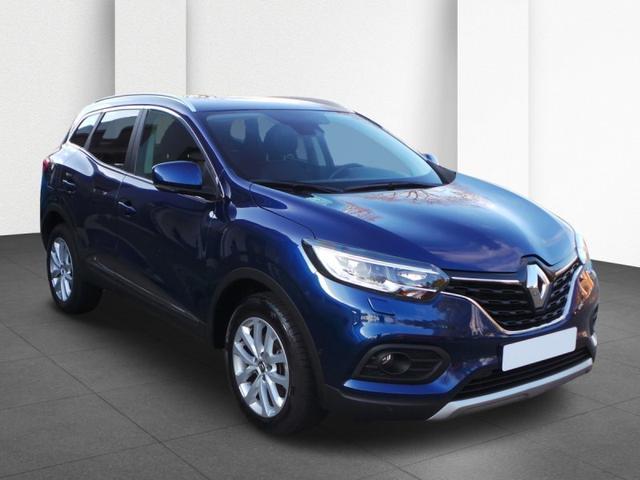 Gebrauchtfahrzeug Renault Kadjar - TCe 140 Limited Deluxe Winterpaket