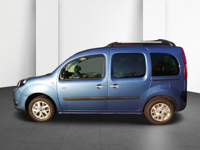 Renault Kangoo Blue dci 115 Limited, R-Link, Deluxe-Paket