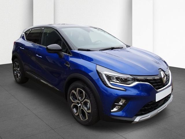 Gebrauchtfahrzeug Renault Captur - Blue dci 115 Intens SHZ Navi PDC