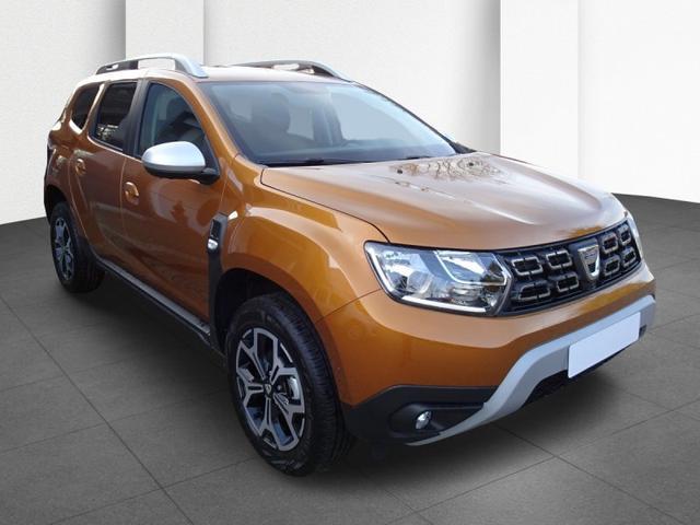 Dacia Duster - BLUE dCi 115 Orange 2WD Navi Klimaauto