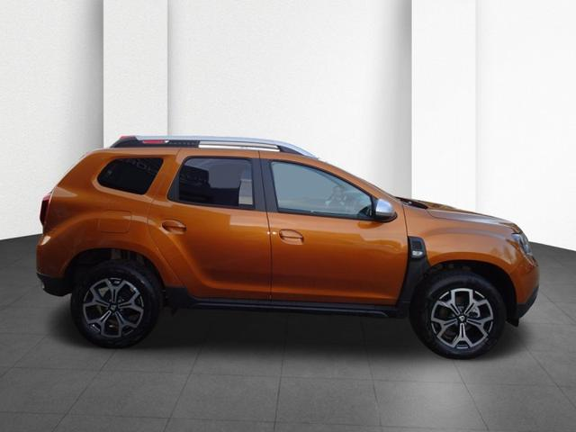 Dacia Duster - BLUE dCi 115 Orange 2WD Navi Klimaauto