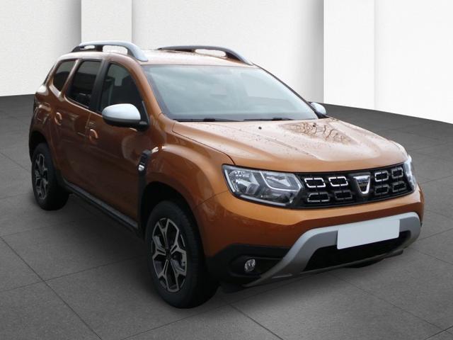 Dacia Duster - dCi 115 4WD Prestige Navi Klimaauto