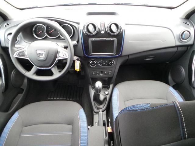 Dacia Sandero Stepway TCe 100 Celebration Navigationssystem