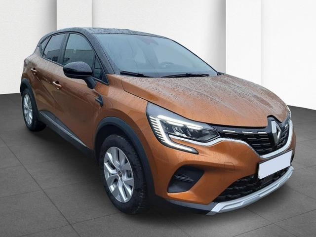 Renault Captur - TCe 100 Experience Deluxe Klimaauto Navi