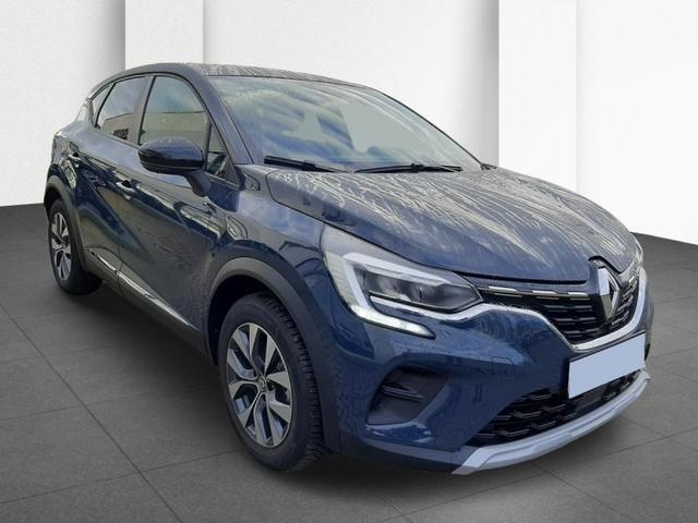 Renault Captur - TCe 100 Experience Deluxe SHZ GJR Klimaauto Navi