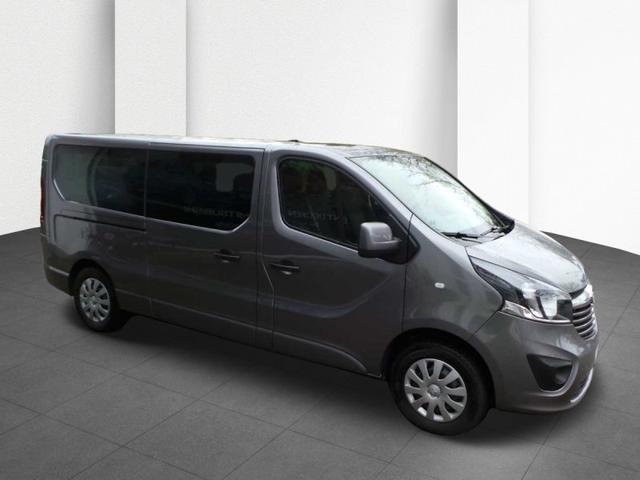 Opel Vivaro Kombi - 1.6 CDTi L2H1 EDITION 9-Sitzer, Klima, PDC hinten