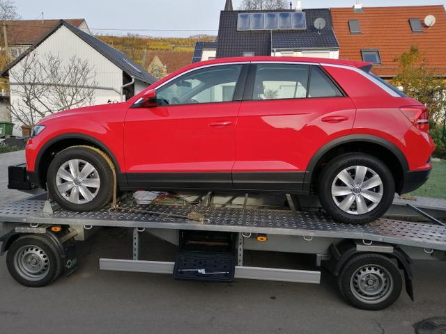 Volkswagen T-Roc1.0 TSI OPF 85 kW (115 PS) 6-Gang