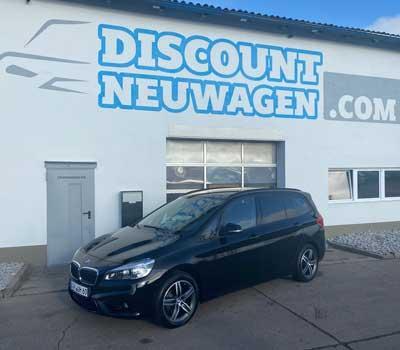 Auslieferung BMW 2 Gran Tourer
