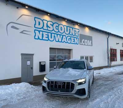 Auslieferung Audi Q 8