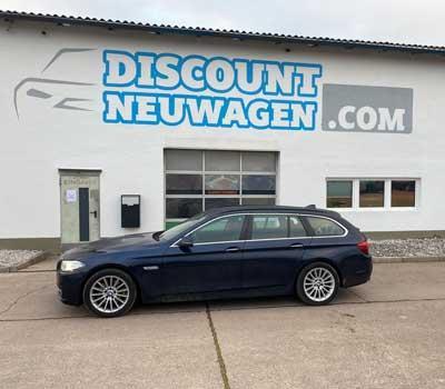 Auslieferung BMW 5er