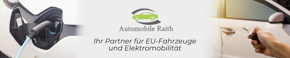 EU-Import Autos zu Top-Konditionen bei Automobile Raith