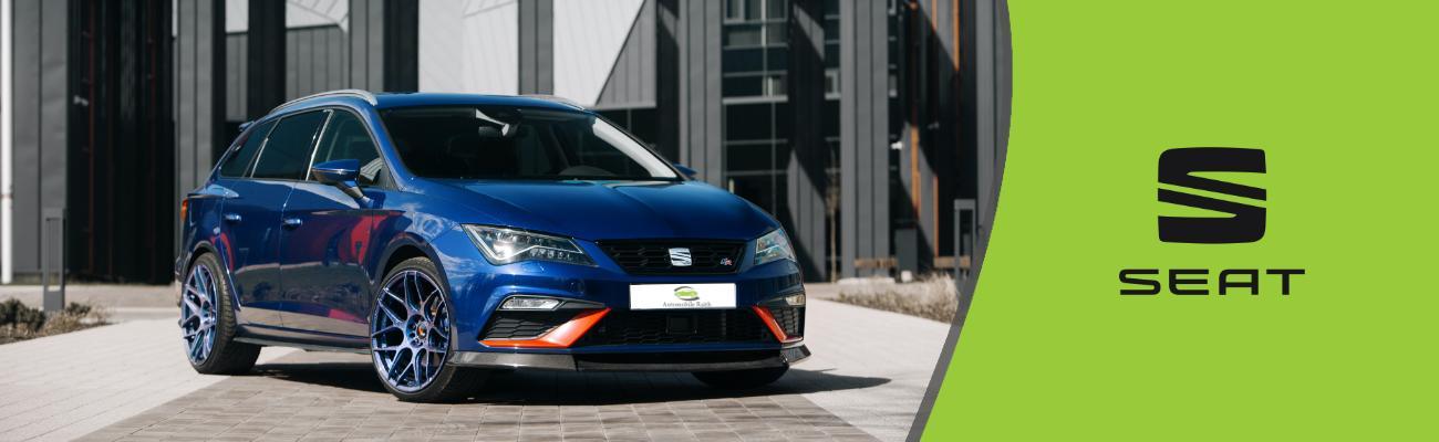 Seat Neuwagen günstig in Straubing kaufen